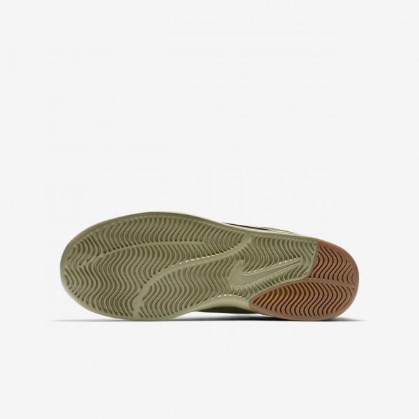 Nike Sb Air Max Bruin Vapor Skaterschuhe Jungen Olive Braun 917-82230