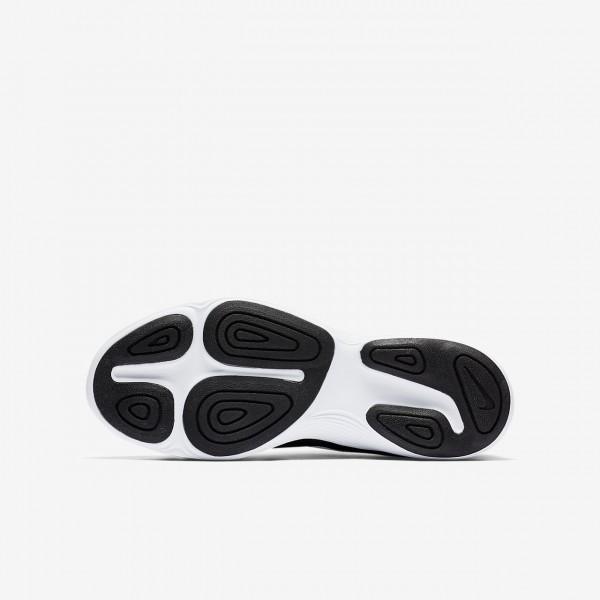Nike Revolution 4 Laufschuhe Jungen Schwarz Weiß 221-92622