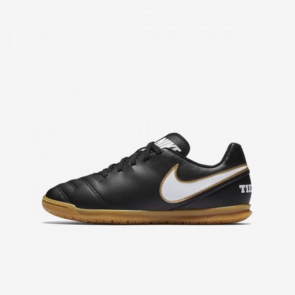 Nike Jr. Tiempo Rio III Ic Fußballschuhe Jungen S...