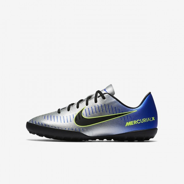 Nike Jr. Mercurialx Victory VI Neymar Tf Fußballs...