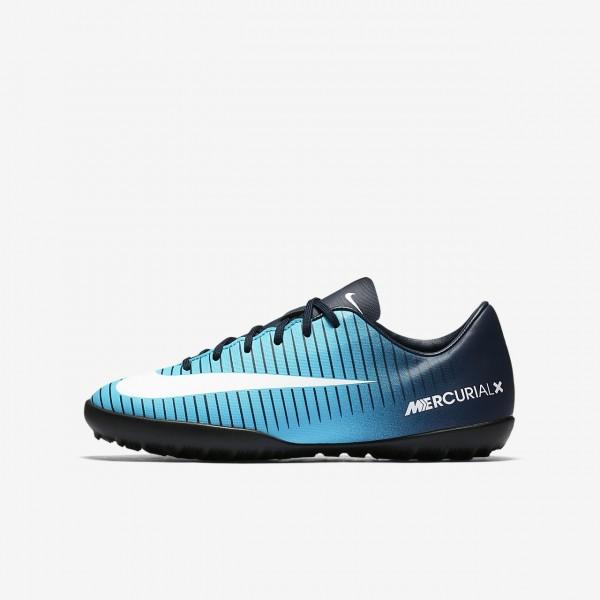 Nike Jr. Mercurial Victory VI Tf Fußballschuhe Ju...