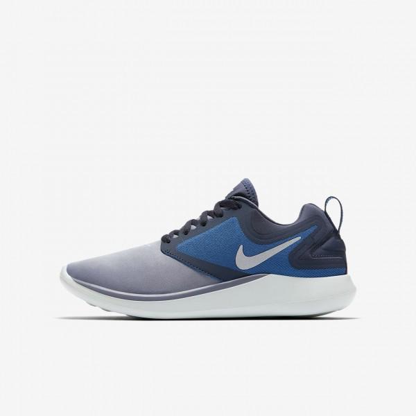 Nike Lunarsolo Laufschuhe Jungen Obsidian Tiefes K...