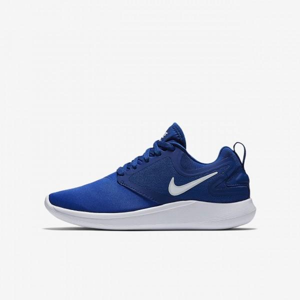 Nike Lunarsolo Laufschuhe Jungen Königsblau Blau ...