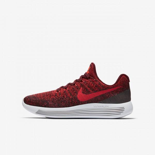 Nike Lunarepic low Flyknit 2 Laufschuhe Jungen Dun...