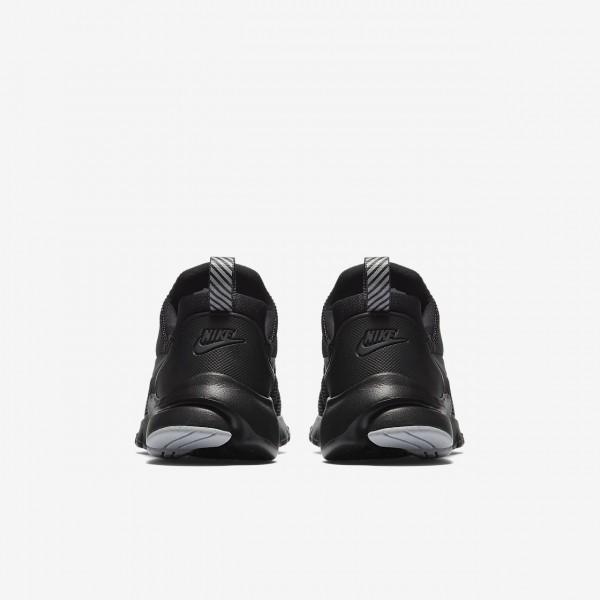 Nike Presto Fly Freizeitschuhe Jungen Schwarz Grau 280-79494