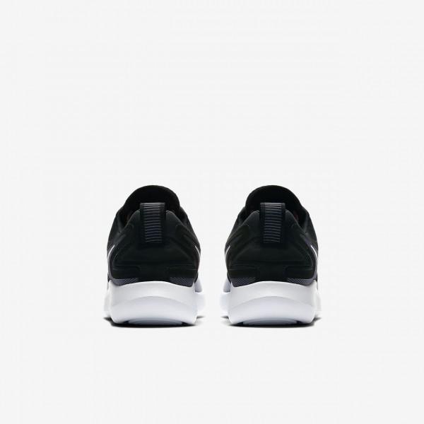 Nike Lunarsolo Laufschuhe Jungen Schwarz Rot Weiß 406-45997