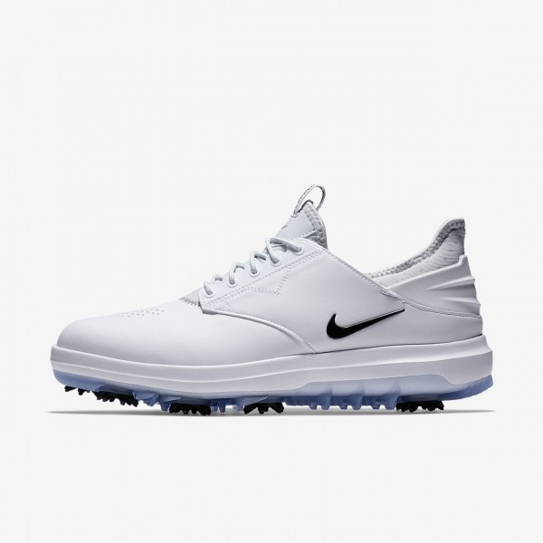 Nike Air Zoom Direct Golfschuhe Herren Weiß Metal...
