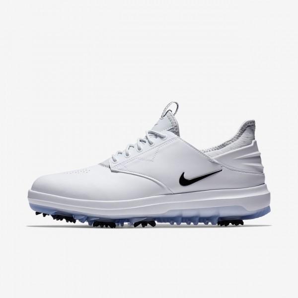 Nike Air Zoom Direct Golfschuhe Herren Weiß Metal...