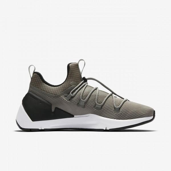 Nike Air Zoom Grade Freizeitschuhe Herren Dunkelolive Weiß Schwarz 792-57969