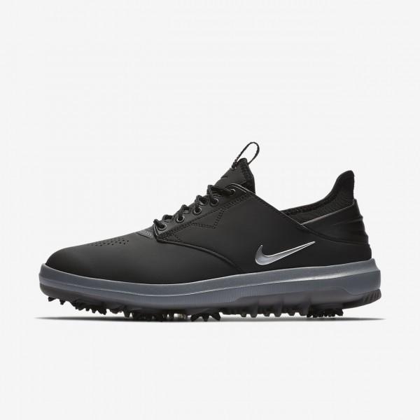 Nike Air Zoom Direct Golfschuhe Herren Schwarz Met...