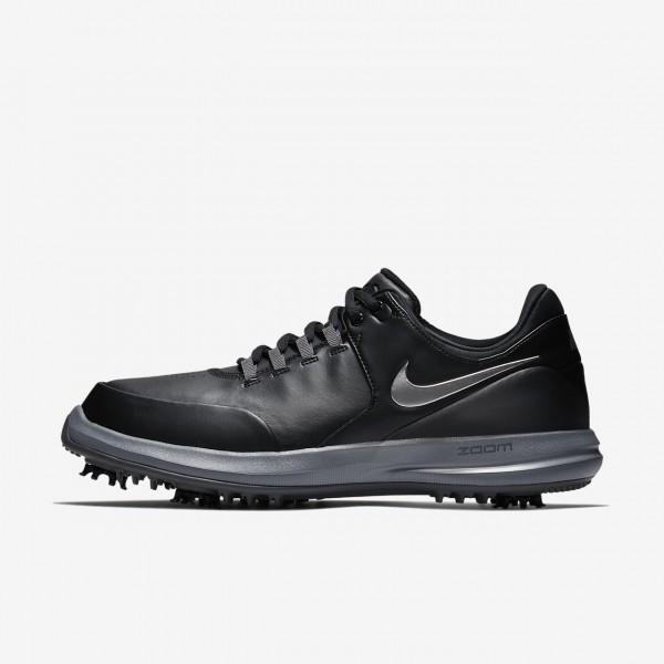 Nike Air Zoom Accurate Golfschuhe Herren Schwarz G...