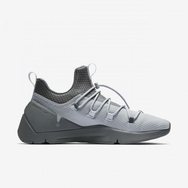 Nike Air Zoom Grade Freizeitschuhe Herren Grau Platin 165-71980