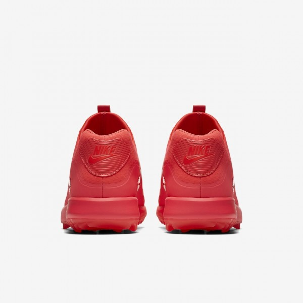 Nike Air Zoom 90 It Golfschuhe Herren Rot 112-83194