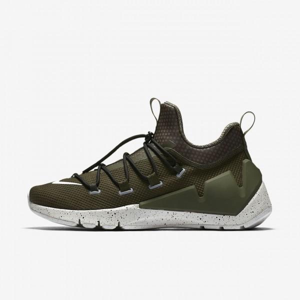 Nike Air Zoom Grade Freizeitschuhe Herren Khaki Weiß Schwarz 410-44553