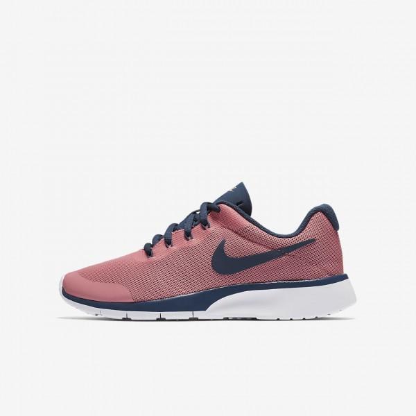 Nike Tanjun Racer Freizeitschuhe Mädchen Rosa Wei...