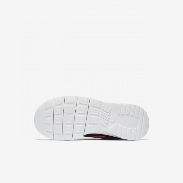 Nike Tanjun Freizeitschuhe Mädchen Schwarz Weiß Pink 162-72338