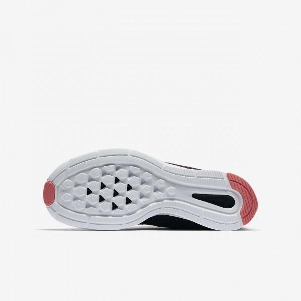 Nike Strike Laufschuhe Mädchen Schwarz Dunkelgrau Pink 734-77438
