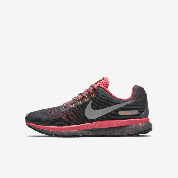 Nike Zoom Pegasus 34 Shield Laufschuhe Mädchen Du...