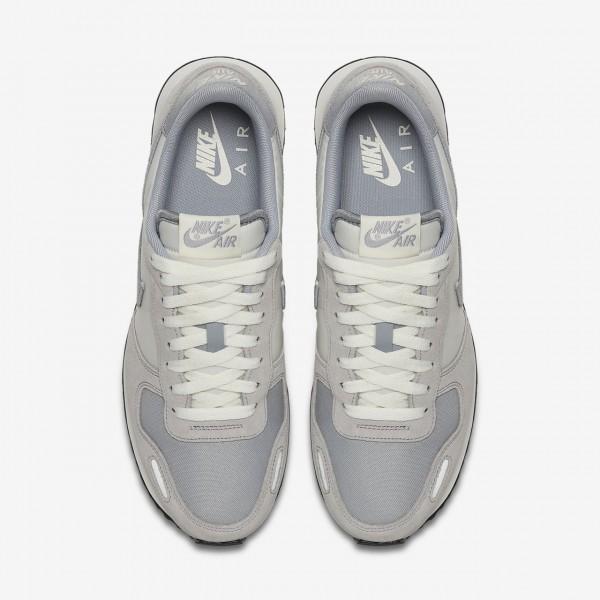 Nike Air Vortex Freizeitschuhe Herren Weiß Schwarz Grau 465-53740