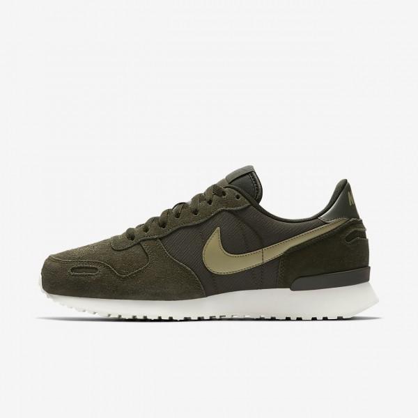 Nike Air Vortex Freizeitschuhe Herren Weiß Olive ...