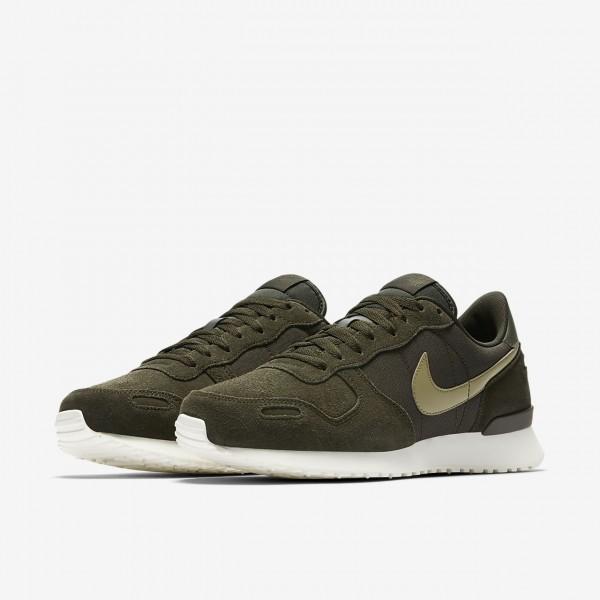 Nike Air Vortex Freizeitschuhe Herren Weiß Olive 443-55962