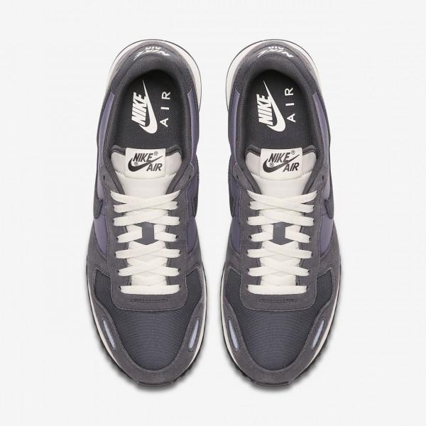 Nike Air Vortex Freizeitschuhe Herren Hellgrau Weiß Schwarz 235-42276
