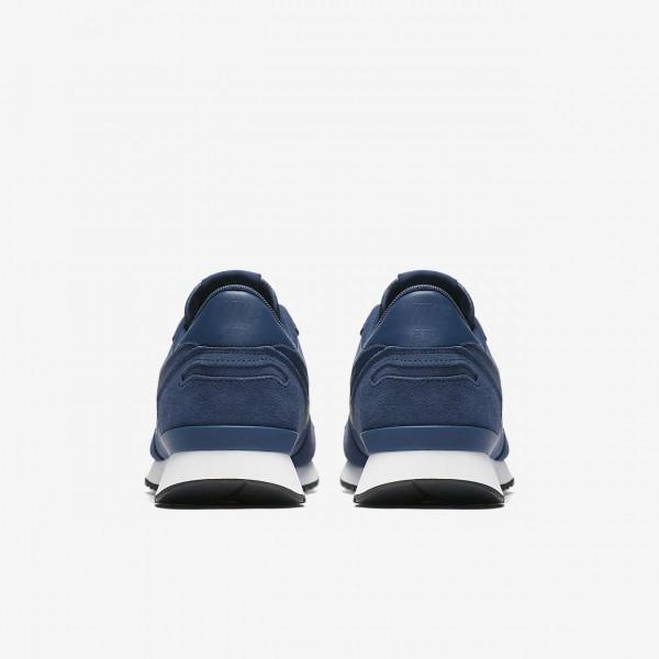 Nike Air Vortex Freizeitschuhe Herren Navy Weiß Schwarz 642-35788