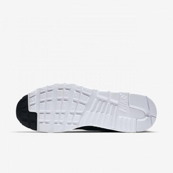 Nike Air Max Vision Freizeitschuhe Herren Schwarz Weiß 626-93097