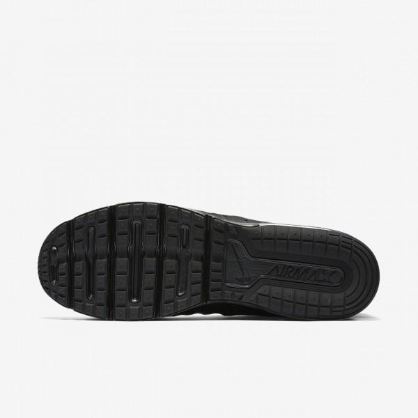 Nike Air Max Sequent 3 Laufschuhe Herren Schwarz 403-15892