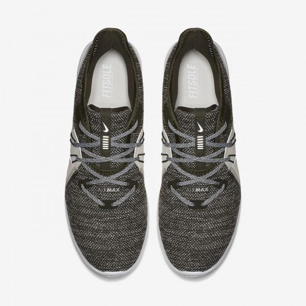 Nike Air Max Sequent 3 Laufschuhe Herren Schwarz Grau Weiß 213-82836