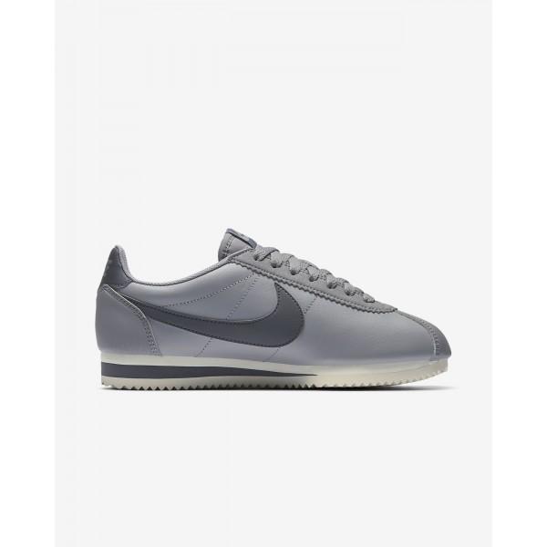 Nike Classic Cortez Freizeitschuhe Damen Weiß 976-90916