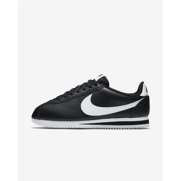 Nike Classic Cortez Freizeitschuhe Damen Schwarz W...
