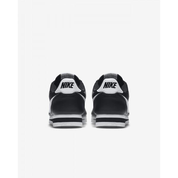 Nike Classic Cortez Freizeitschuhe Damen Schwarz Weiß 919-51394