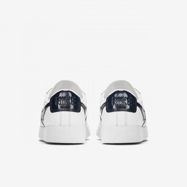 Nike Blazer low Le Freizeitschuhe Damen Weiß Obsidian 790-20323