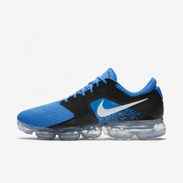 Nike Air Vapormax Laufschuhe Herren Blau Metallic ...