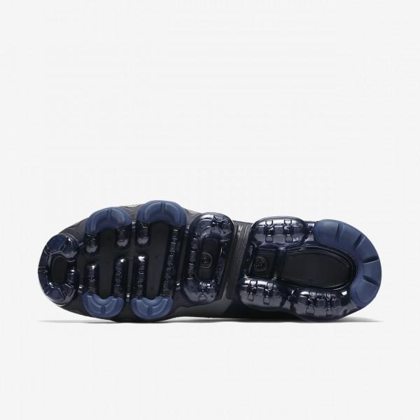 Nike Air Vapormax Laufschuhe Herren Blau Schwarz 750-62612
