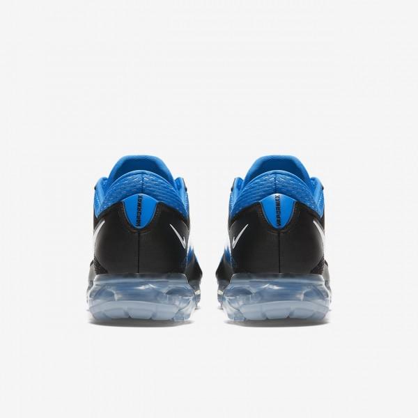 Nike Air Vapormax Laufschuhe Herren Blau Metallic Silber Schwarz Weiß 750-62987
