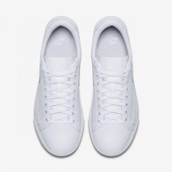 Nike Blazer low Le Freizeitschuhe Damen Weiß 118-88674
