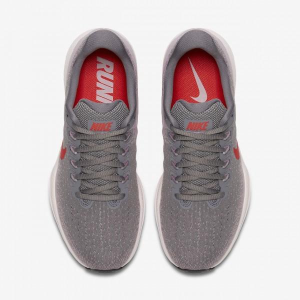 Nike Air Zoom Vomero 13 Laufschuhe Damen Weiß Rosa Rot 452-84548