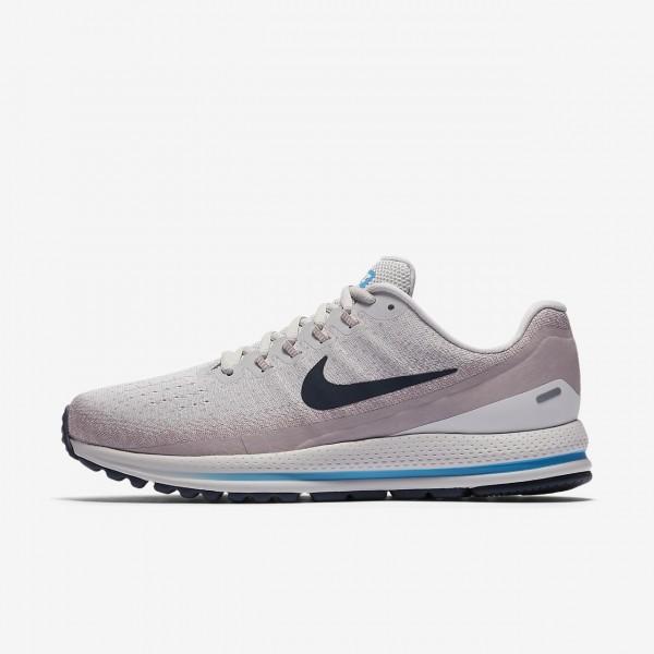 Nike Air Zoom Vomero 13 Laufschuhe Damen Grau Rosa...
