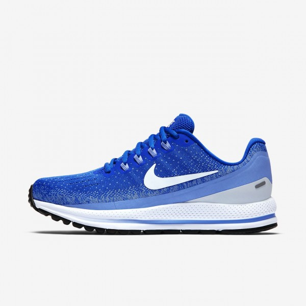 Nike Air Zoom Vomero 13 Laufschuhe Damen Blau Kön...