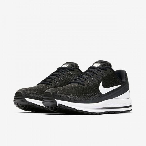 Nike Air Zoom Vomero 13 Laufschuhe Damen Schwarz Weiß 584-10494
