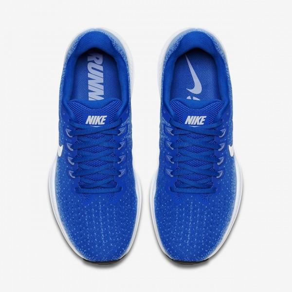 Nike Air Zoom Vomero 13 Laufschuhe Damen Blau Königsblau Weiß 175-58330