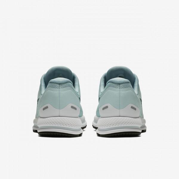 Nike Air Zoom Vomero 13 Laufschuhe Damen Blau Weiß Schwarz 659-88603