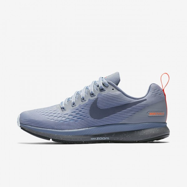 Nike Air Zoom Pegasus 34 Shield Laufschuhe Damen G...