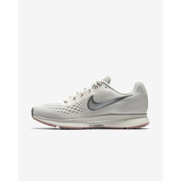 Nike Air Zoom Pegasus 34 Laufschuhe Damen Weiß Gr...
