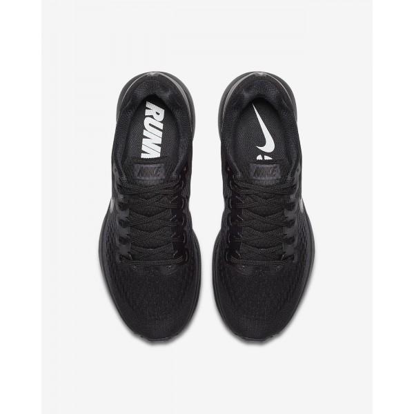 Nike Air Zoom Pegasus 34 Laufschuhe Damen Schwarz Dunkelgrau 683-45936