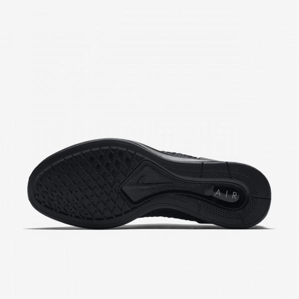 Nike Air Zoom Mariah Flyknit Racer Freizeitschuhe Damen Schwarz 602-13716