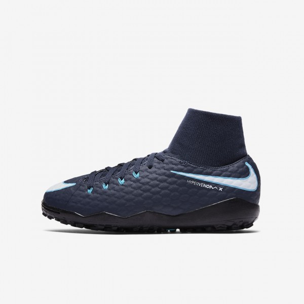 Nike Jr. Hypervenomx Phelon III Dynamic Fit Tf Fu�...