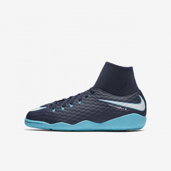 Nike Jr. Hypervenomx Phelon III Dynamic Fit Ic Fu�...